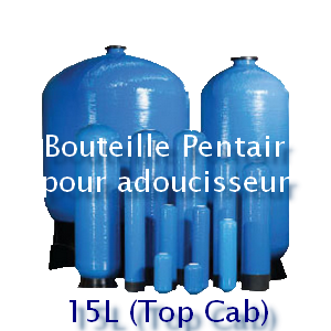 Bouteille Pentair 7x30 Top Cab