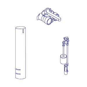 Accessoires pour vannes